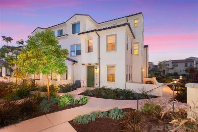 San Diego Townhouse For Sale: 16322 Veridian Circle