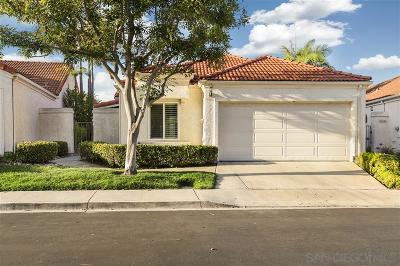 San Diego Single Family Home For Sale: 12146 Sand Trap Row
