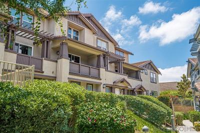 San Diego Townhouse For Sale: 16912 Laurel Hill Ln #121