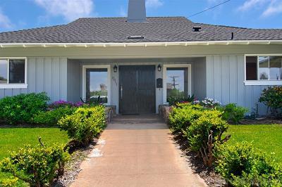 La Jolla Single Family Home For Sale: 8811 Nottingham Place