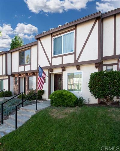 Santee Attached For Sale: W Heaney Cir