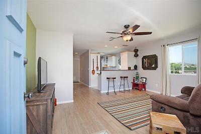 Santee Townhouse For Sale: 9419 Carlton Oaks Dr #F
