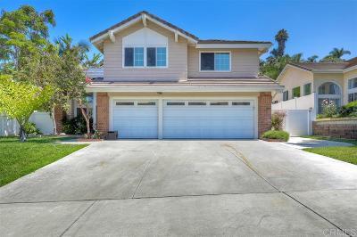 Oceanside Single Family Home For Sale: 362 Moonstone Bay Dr