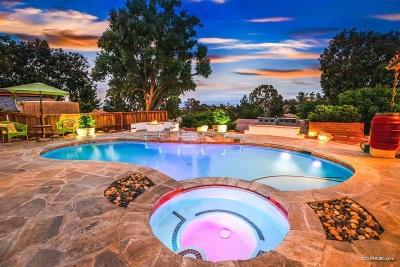 La Jolla Single Family Home For Sale: 5672 Soledad Mountain Rd