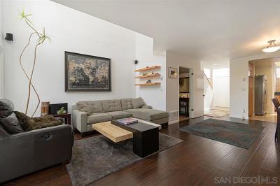 San Diego Townhouse For Sale: 7934 Caminito Dia #2