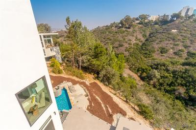 Mission Hills, Mission Hills/Hillcrest, Mission Valley Single Family Home For Sale: 807 Barr Avenue