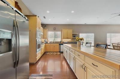 Santee Single Family Home For Sale: 8807 Diamondback Dr