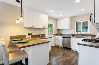 San Diego Single Family Home For Sale: 2365 W Jewett St