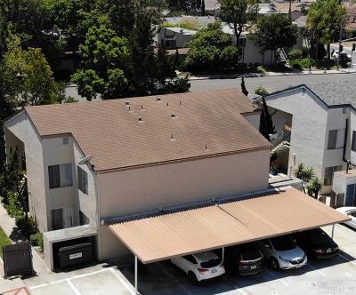 San Diego Multi Family 5+ For Sale: 8780 Mira Mesa Blvd Apt 1-5