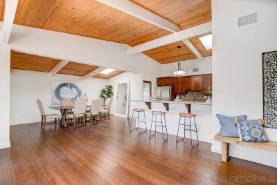 La Jolla Single Family Home For Sale: 8356 Sugarman Dr