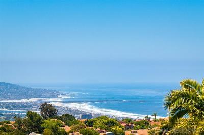 La Jolla Single Family Home For Sale: 2219 Via Lucia
