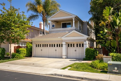 Carlsbad Single Family Home For Sale: 5448 Wolverine Terrace