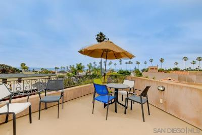 La Jolla Single Family Home For Sale: 359 Westbourne Street