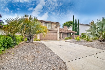 Solana Beach Single Family Home For Sale: 1463 Santa Marta Ct