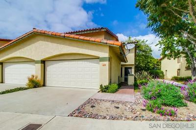 San Diego CA Attached For Sale: $610,000
