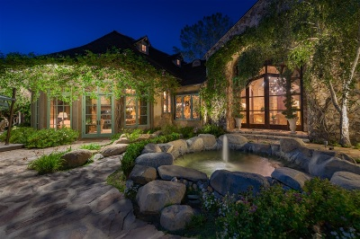 Rancho Santa Fe Single Family Home For Sale: Via Cuesta Verde