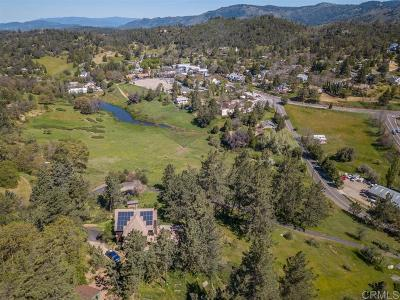 Julian CA Single Family Home For Sale: $895,000