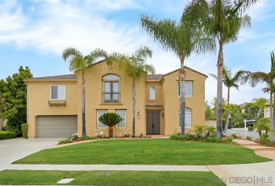 San Diego Single Family Home For Sale: 10807 Figtree Court