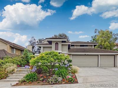 Encinitas Single Family Home For Sale: 1129 Via Montecito