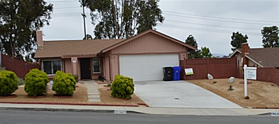 San Diego CA Single Family Home For Sale: $520,000