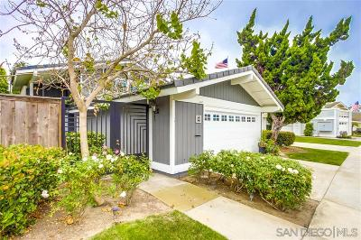 Coronado  Single Family Home For Sale: 20 Catspaw Cape