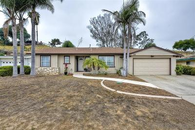 San Marcos Single Family Home For Sale: 456 Pommel Way