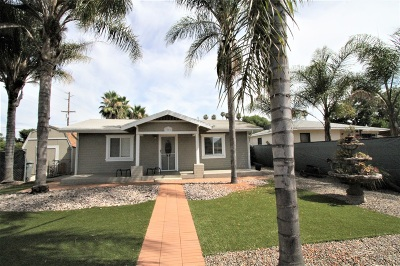 Escondido Single Family Home For Sale: 701 W 7th Ave