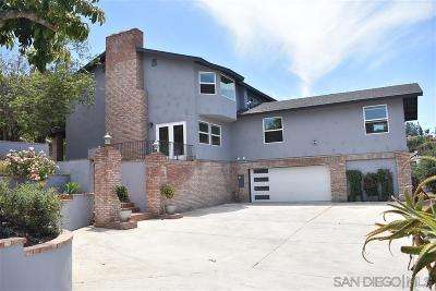 Poway Single Family Home For Sale: 16318 Orchard Bend Rd