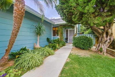 Vista Single Family Home For Sale: 2055 Cottage Way