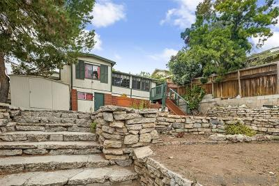 Mission Hills, Mission Hills/Hillcrest, Mission Valley Single Family Home For Sale: 428 Sloane St