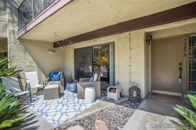 Carlsbad Townhouse For Sale: 7347 Alicante #B