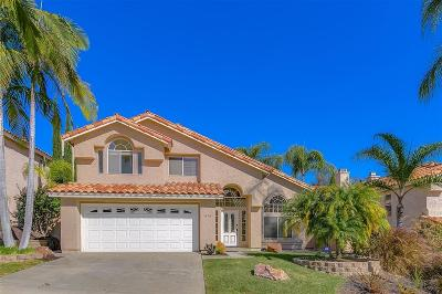 Vista Single Family Home For Sale: 1674 Pinnacle Way