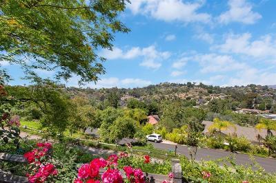 La Mesa Single Family Home For Sale: 4351 Mayapan Drive