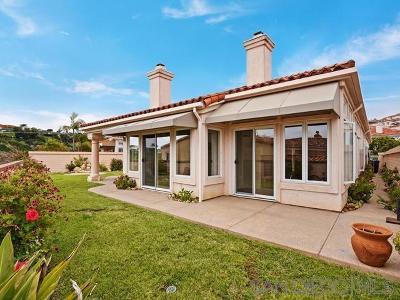 La Jolla Single Family Home For Sale: 1305 Caminito Faro