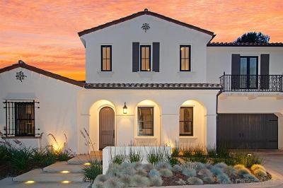 Rancho Santa Fe Single Family Home For Sale: 7906 Silvery Moon Lane