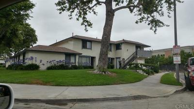 Oceanside Multi Family 5+ For Sale: 3422 Del Este Way