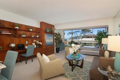 La Jolla Attached For Sale: 939 Coast Blvd. #6J