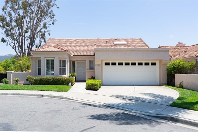 Single Family Home For Sale: 1689 El Rancho Verde