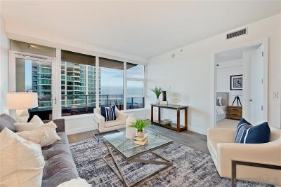 San Diego Attached For Sale: 1325 Pacific Hwy #2803