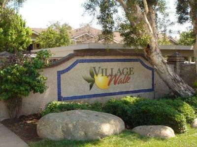 Lemon Grove Attached For Sale: 3525 Grove Street #216