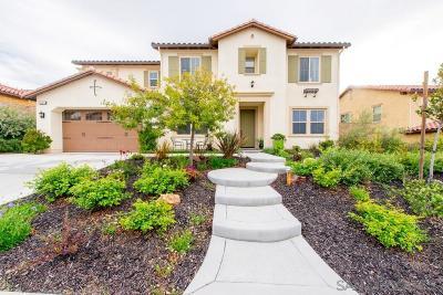 Murrieta, Temecula Single Family Home For Sale: 44473 Howell Mountain