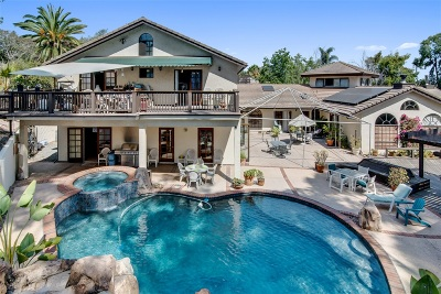 Chula Vista Single Family Home For Sale: 271 Hilltop Dr