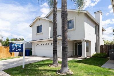 El Cajon Single Family Home For Sale: 859 Rydell Pl