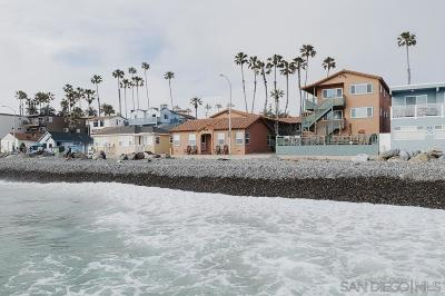 Oceanside Multi Family 5+ For Sale: 308 S The Strand