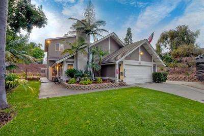 Carlsbad Single Family Home For Sale: 4001 Isle Drive