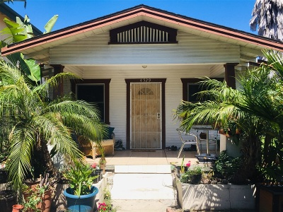 San Diego County Multi Family 2-4 For Sale: 4529-4531 51st St