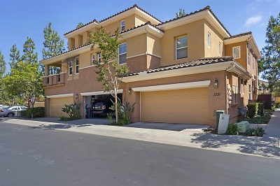 San Marcos Attached For Sale: 1331 Sky Ridge Court