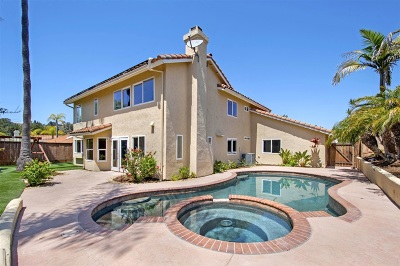 Carlsbad Single Family Home For Sale: 2617 Sutter Street