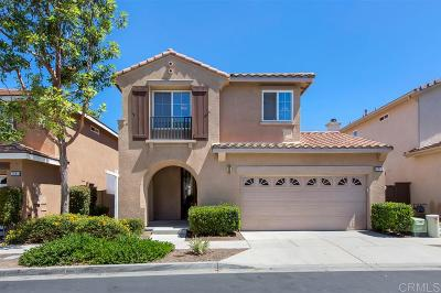 Chula Vista Single Family Home For Sale: Bear Valley Rd