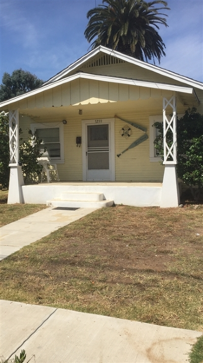 Carlsbad Single Family Home For Sale: 3259 Lincoln Street